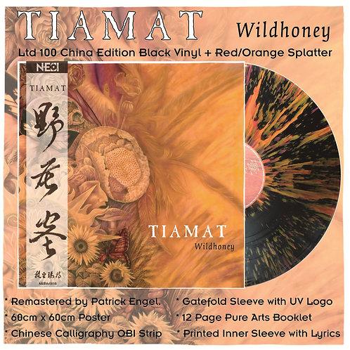 Tiamat - Wildhoney Splatter Vinyl Ltd 100 China Version