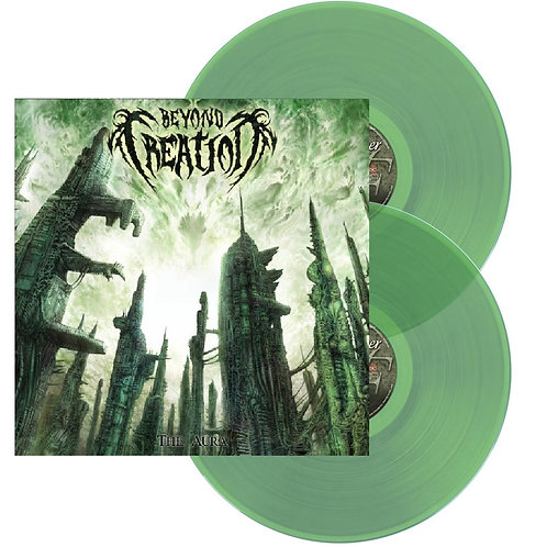 Beyond Creation - The Aura Green Vinyl 2LP