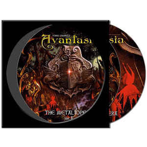 Avantasia - The Metal Opera I Picture Vinyl 2LP