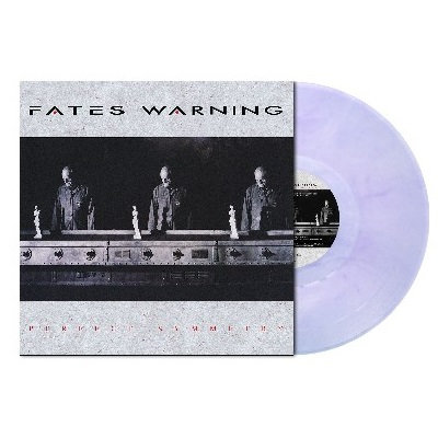 Fates Warning - Perfect Symmetry Clear Lavender Marbled Vinyl LP