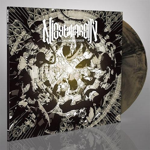 Nightmarer - Cacophony Of Terror Gold/Black Mixed Vinyl LP