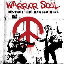 Warrior Soul - Destroy The War Machine  White Vinyl LP
