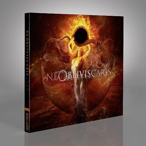 Ne Obliviscaris - Urn CD Digipak