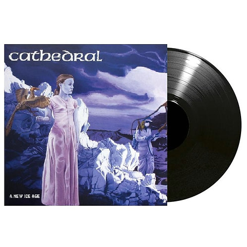 Cathedral - A New Ice Age Grey Vinyl LP
