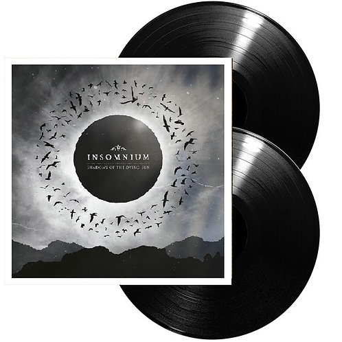 Insomnium - Shadows Of The Dying Sun Black Vinyl 2LP