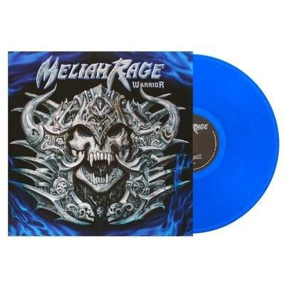 Meliah Rage - Warrior Blue Vinyl LP