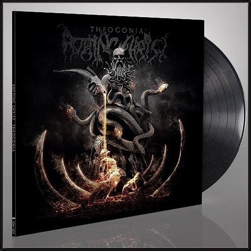 Rotting Christ - Theogonia Black Vinyl LP