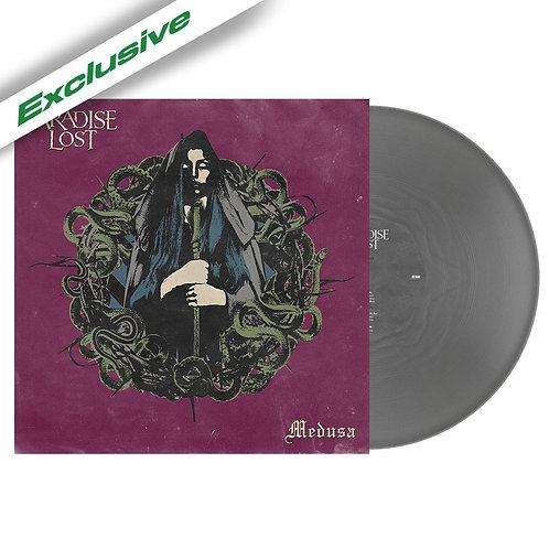 Paradise Lost - Medusa Silver Vinyl LP