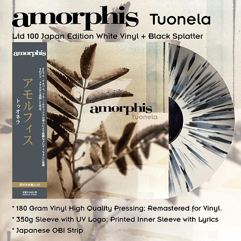 Amorphis - Tuonela Splatter Vinyl LP Japan Version Ltd 100