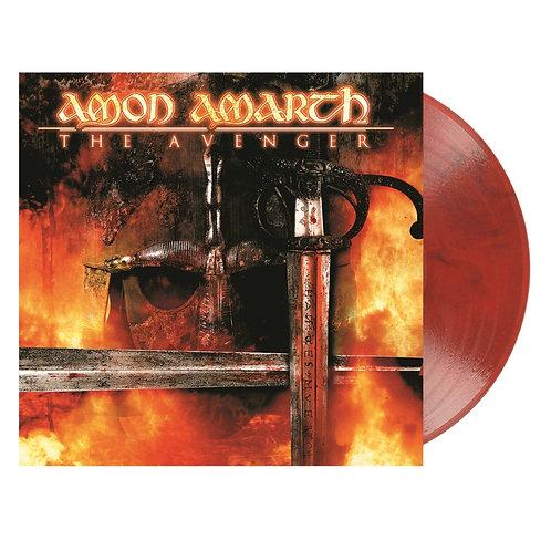 Amon Amarth  - The Avenger Bloodred Marble Vinyl LP