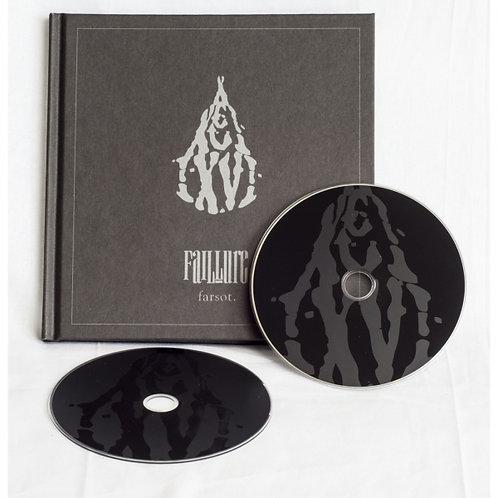 Farsot - Fail Lure 2CD Artbook