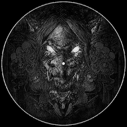 Satanic Warmaster - Fimbulwinter Picture Vinyl LP