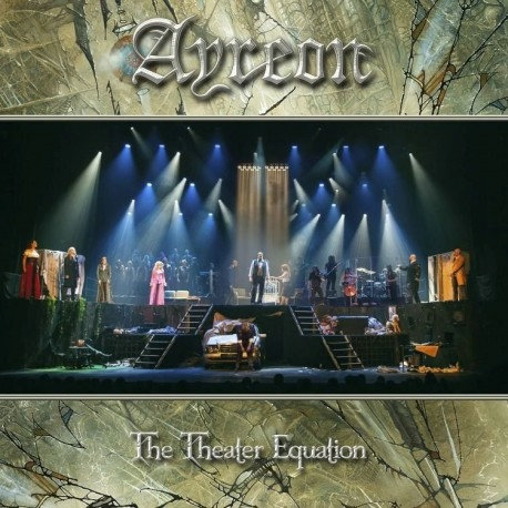 Ayreon - The Theater Equation 3CD Digipak