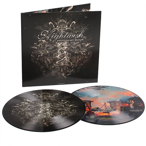 Nightwish - Endless Forms Most Beautiful Picture Vinyl 2LP