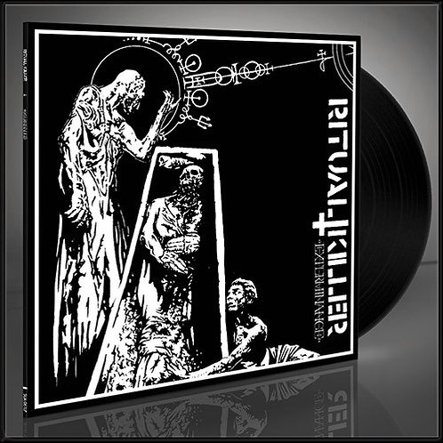 Ritual Killer - Exterminance Black Vinyl LP