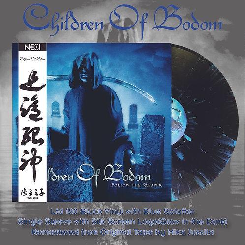 Children Of Bodom - Follow The Reaper Ltd 180 Splatter Vinyl