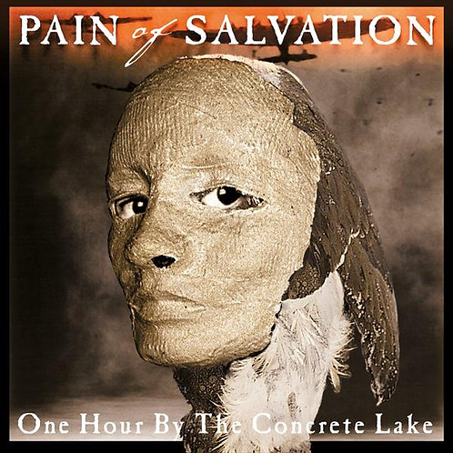 Pain Of Salvation - One Hour By The Concrete Lake Golden Vinyl 2LP