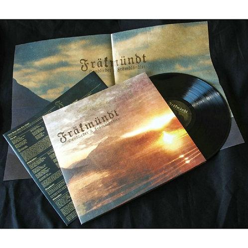Fräkmündt – Landlieder & Frömdländler  Black Vinyl LP
