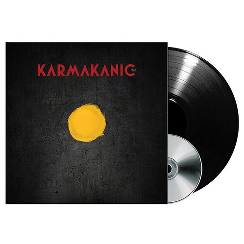 Karmakanic - Dot Black Vinyl LP