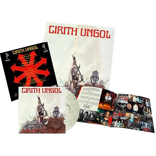 Cirith Ungol - Paradise Lost White/Black Marble Vinyl LP