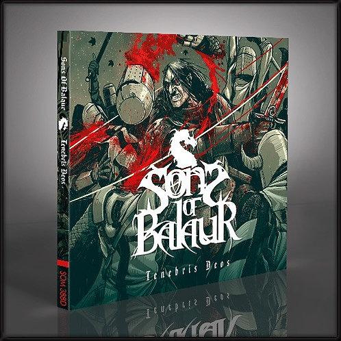 Sons Of Balaur - Tenebris Deos CD Digipak