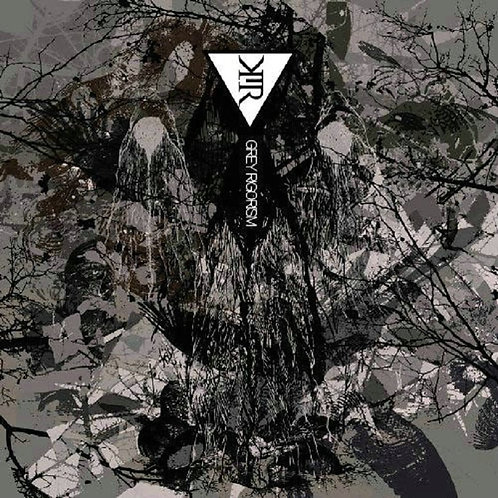 Merrimack - Grey Rigorism Black Vinyl 2LP