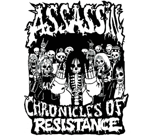 Assassin - Chronicles Of Resistance 2CD Digipak