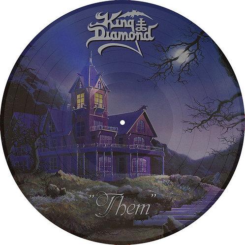 King Diamond - Them Picture Vinyl LP