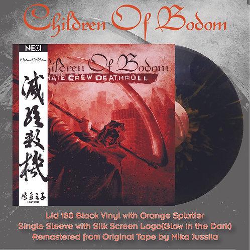 Children Of Bodom - Hate Crew Deathroll Ltd 180 Splatter Vinyl