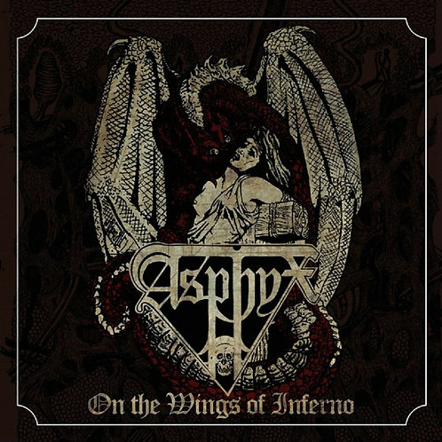 Asphyx - On The Wings Of Inferno CD