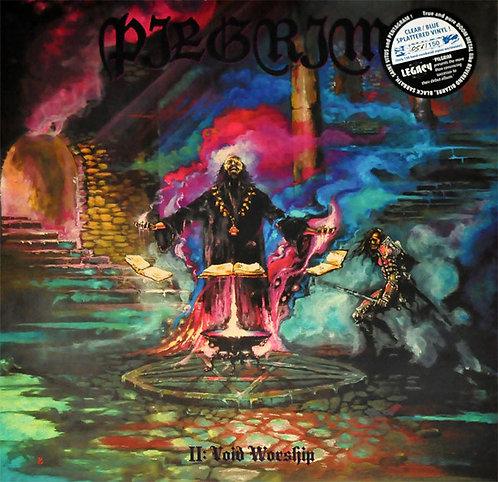 Pilgrim - II: Void Worship Clear/Blue Splatter Vinyl LP