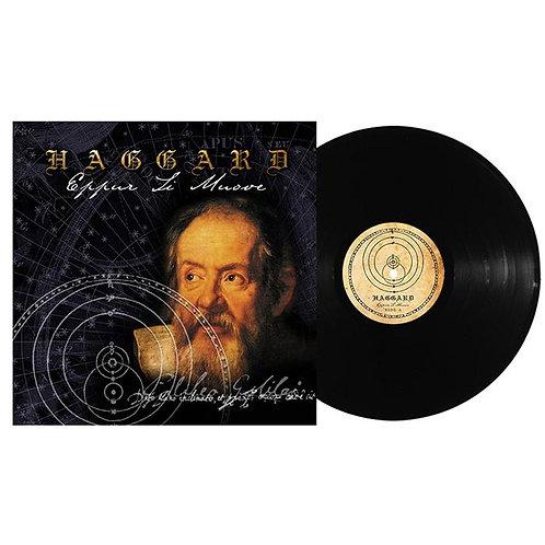 Haggard - Eppur Si Muove Black Vinyl LP