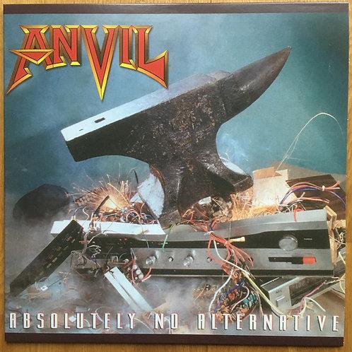 Anvil - Absolutely No Alternative Clear Vinyl LP