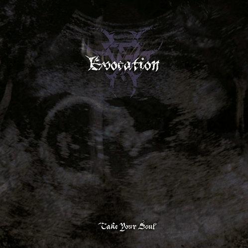 Evocation (HK) - Take Your Soul Splatter Vinyl Ltd 100