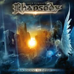 Rhapsody, Luca Turillis - Ascending To Infinity CD
