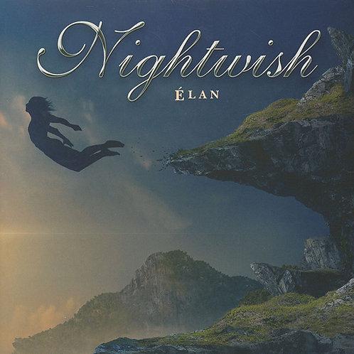 """Nightwish - Elan Black Vinyl 10"""""""