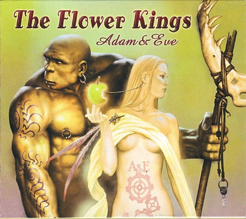 The Flower Kings - Adam + Eve CD