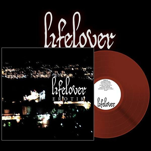 Lifelover - Erotik Red Vinyl LP