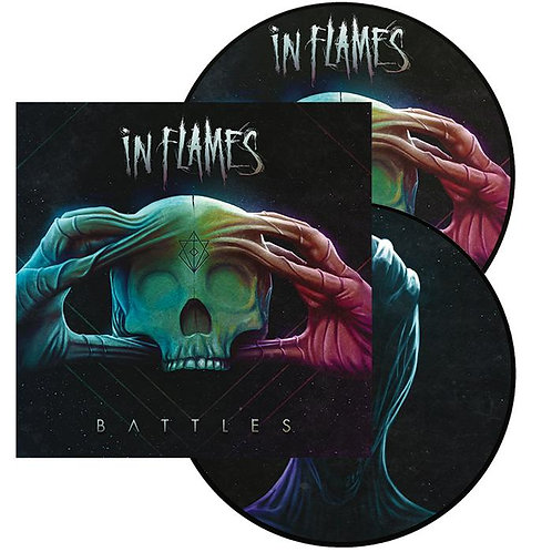 In Flames - Battles Picture Vinyl 2LP