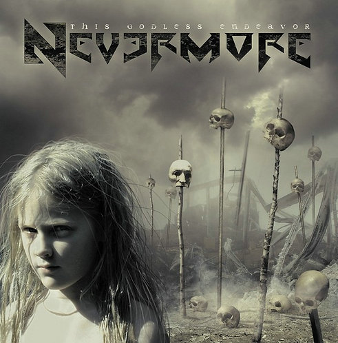 Nevermore - This Godless Endeavor CD