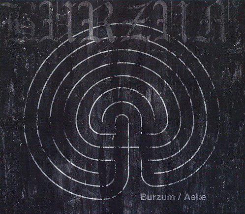 Burzum - Burzum / Aske CD