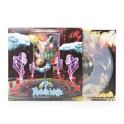 Psychotic Waltz - Bleeding Clear Vinyl LP