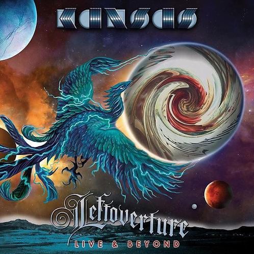 Kansas - Leftoverture Live & Beyond Orange Vinyl  4LP