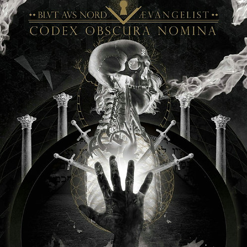 Blut Aus Nord - Codex Obscura Nomina CD