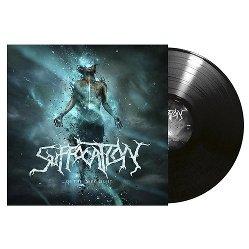 Suffocation - ...Of The Dark Light Black Vinyl LP