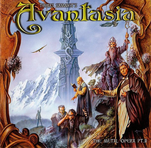 Avantasia - The Metal Opera Pt.II CD