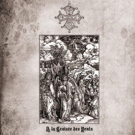 Aorlhac - A La Croisée Des Vents Black Vinyl LP