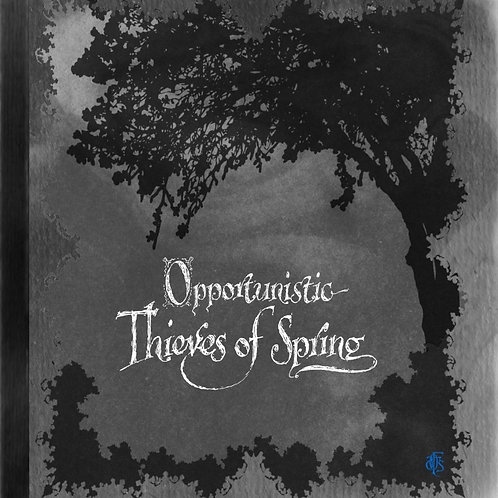 A Forest Of Stars - Opportunistic Thieves Of Spring CD+DVD Digibook