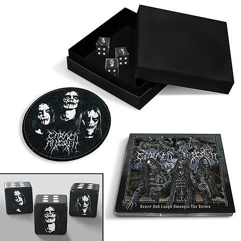 Carach Angren - Dance And Laugh Amongst The Rotten CD Digipak Box Set