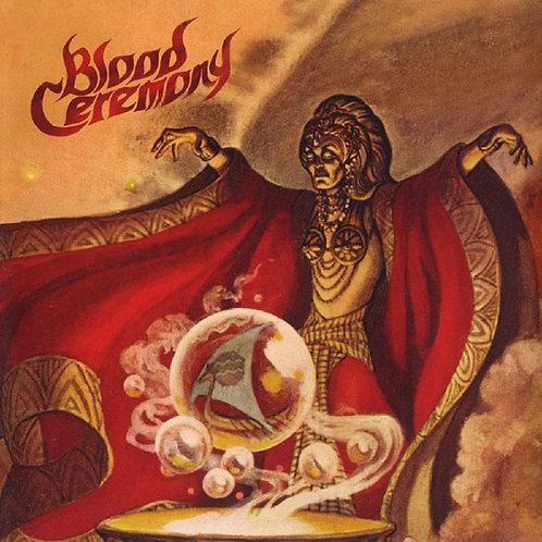 Blood Ceremony - Blood Ceremony CD